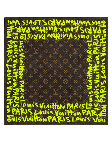 Louis-vuitton-stephen-sprouse-scarf