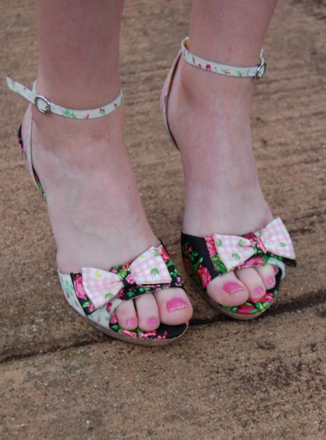 Betsey shoes
