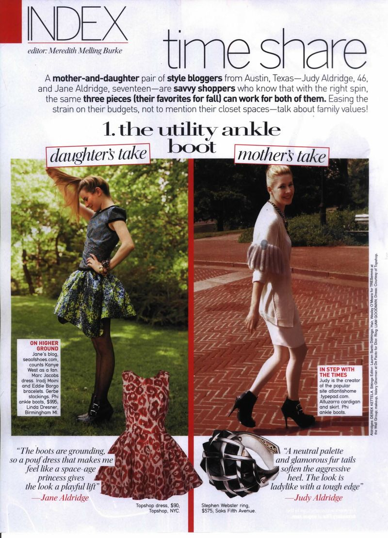August 2009 Vogue Pictures - Page 1