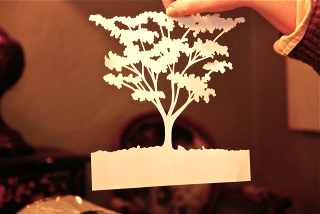 Safari tree