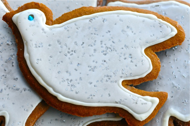 dove cookie